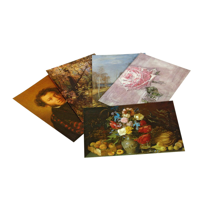 Печать на открытках калуга